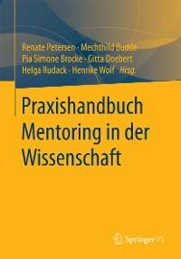 Cover Praxishandbuch Mentoring in der Wissenschaft