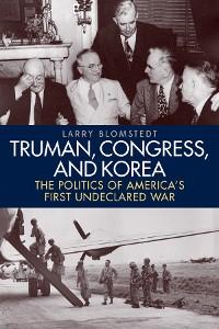 Cover Truman, Congress, and Korea