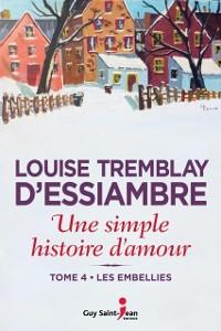 Cover Une simple histoire d'amour, tome 4