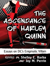 Cover The Ascendance of Harley Quinn