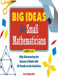 Cover Big Ideas for Small Mathematicians