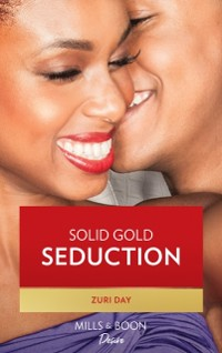 Cover Solid Gold Seduction (The Drakes of California, Book 4)