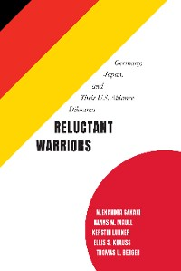 Cover Reluctant Warriors