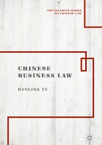 Cover Chinese Business Law