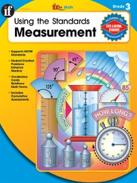 Cover Using the Standards - Measurement, Grade 3