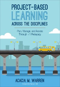 Cover Project-Based Learning Across the Disciplines