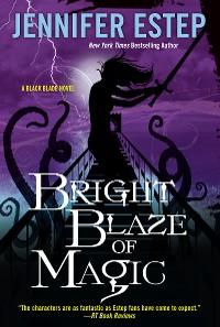 Cover Bright Blaze of Magic