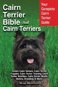 Cover Cairn Terrier Bible And Cairn Terriers