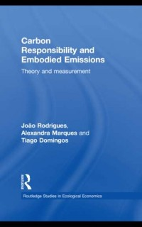 Cover Carbon Responsibility and Embodied Emissions