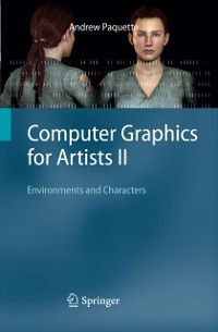 Cover Computer Graphics for Artists II
