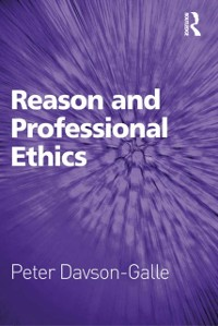 Cover Reason and Professional Ethics