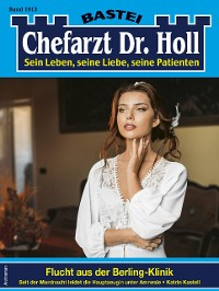 Cover Dr. Holl 1913 - Arztroman