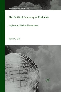 Cover The Political Economy of East Asia