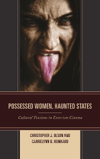 Cover Possessed Women, Haunted States