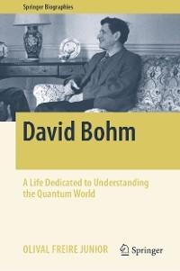 Cover David Bohm