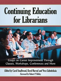 Cover Continuing Education for Librarians