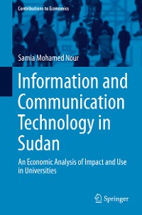 Cover Information and Communication Technology in Sudan