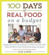 Cover 100 Days of Real Food: On a Budget