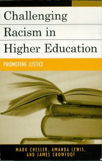 Cover Challenging Racism in Higher Education