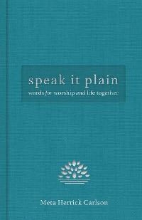 Cover Speak It Plain