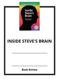 Cover Inside Steve's Brain