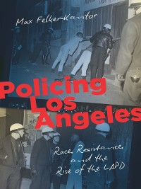 Cover Policing Los Angeles
