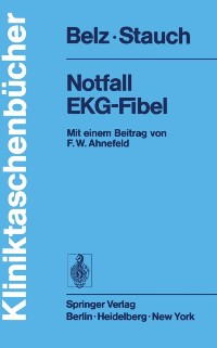 Cover Notfall EKG-Fibel