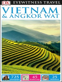 Cover DK Eyewitness Travel Guide Vietnam and Angkor Wat