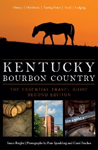 Cover Kentucky Bourbon Country