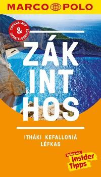 Cover MARCO POLO Reiseführer Zákinthos, Itháki, Kefalloniá, Léfkas