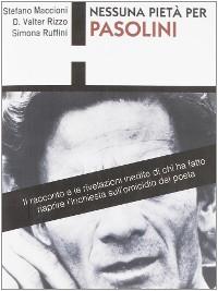 Cover Nessuna pietà per Pasolini