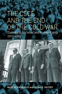 Cover The CSCE and the End of the Cold War
