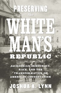 Cover Preserving the White Man's Republic