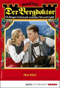 Cover Der Bergdoktor 1968 - Heimatroman