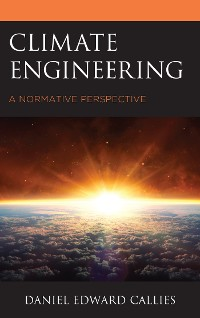 Cover Climate Engineering