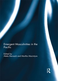 Cover Emergent Masculinities in the Pacific