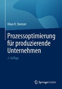 Cover Prozessoptimierung für produzierende Unternehmen