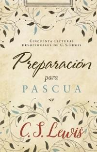 Cover Preparacion para Pascua