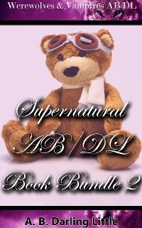 Cover Supernatural AB/DL Book Bundle 2