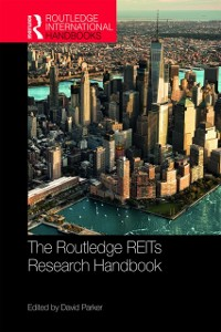 Cover Routledge REITs Research Handbook