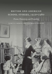 Cover British and American School Stories, 1910–1960
