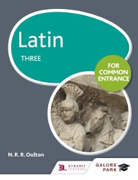 Cover Latin for Common Entrance Three