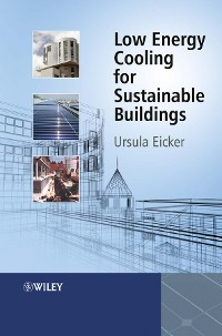 Cover Low Energy Cooling for Sustainable Buildings