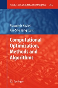 Cover Computational Optimization, Methods and Algorithms