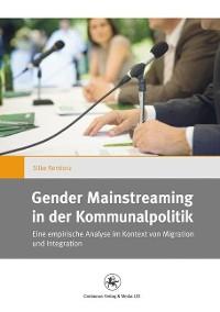 Cover Gender Mainstreaming in der Kommunalpolitik