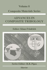 Cover Advances in Composite Tribology