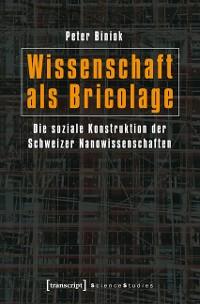 Cover Wissenschaft als Bricolage