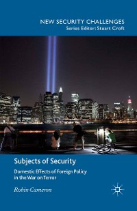 Cover Subjects of Security