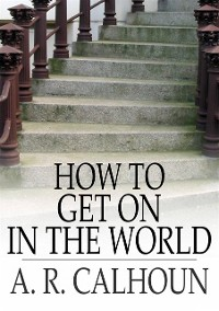 Cover How to Get on in the World
