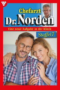 Cover Chefarzt Dr. Norden Staffel 6 – Arztroman